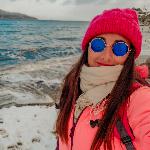 Blogger  Jimena Calabuig - Community manager.