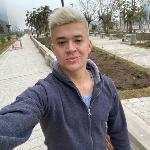 Blogger   Diego Mendez - Modelo estudiante.