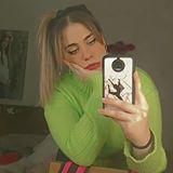 Bloger   Paz Fernandez - I'm tik toker and makeup artist