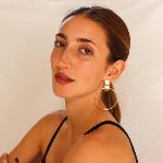 Bloger Emilia Beyrne - Model