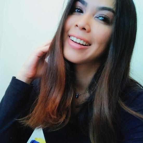 Influencer  Irene Alejandra Castillo - Estudiante.